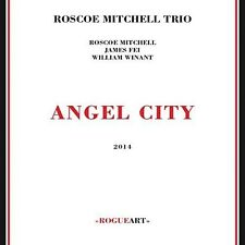 Angel City - Roscoe Trio Mitchell (2015, CD NEU)