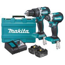 Makita DLX2180X - 18V Cordless Brushless 2 Piece Combo Kit