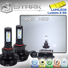 New Z ES LED 8000LM Kit 6000K White Headlight High Beam Only 9005 HB3 (C)