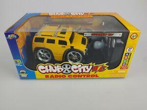 Hummer H2 RC Wireless Radio Control Car Chub City 2006 Jada Toys NEW