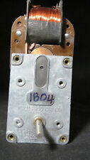 Midway coin operated game motor #1804 new old stock