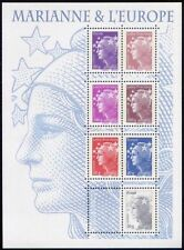 "TIMBRE FRANCE NEUF 2011 ""marianne & l'europe 7 timbres"" Y&T F4614"