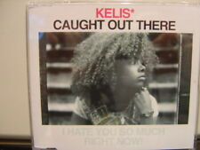 KELIS - CAUGHT OUT THERE (1999) CD SINGLE (VIRGIN)