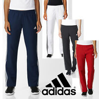 adidas Team T16 Women's Tracksuit Trousers Running Gym Sports Track Pants