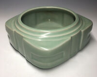 Chinese Celadon Longquan Type Zong Cong Form Qing Song Style Vase Planter