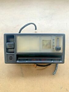 1984-1993 MERCEDES 190E OVERHEAD DOME MAP LIGHT SUNROOF SWITCH OEM 1248200501