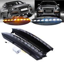 2x LED Tagfahrlicht Tagfahrleuchten TÜV 12V DRL Für Audi Q7