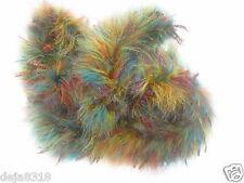 Noro Yarn Super Feather Boa Luxury Trim Color 3 Multi 2 Sks Great Deal