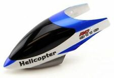 Double Horse DH 9116 Helicopter repair Part - 9116-25 Head Cover Canopy Blue