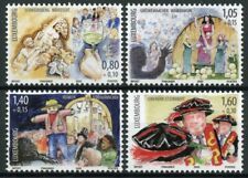 More details for luxembourg cultures & traditions stamps 2020 mnh moselle wine tourism 4v set