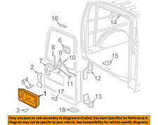 GM OEM Back Door-Handle Outside Exterior 15269298