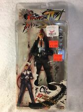 C. Viper Street Fighter IV NECA Series 1 Player Select Action Figure Capcom NEW