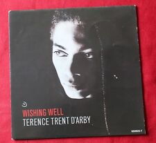 Terence Trent D'Arby, wishing well / elevators & hearts , SP - 45 tours