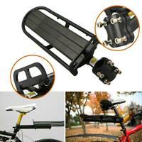 Bike Bicycle Rear Rack Bracket Seat Post Mount Pannier Carrier Luggage AU U1S6