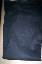 NWOT! BERKLEY JENSEN CLASSIC FIT COMFORT WAIST FLAT FRONT PANTS-NAVY BLUE-38X32