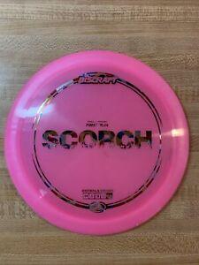 Discraft Scorch First Run Wonder Bread Stamp Z Plastic 170-172 grams brand new
