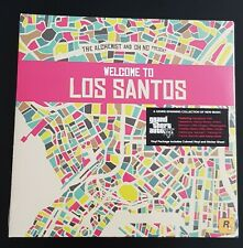 Grand Theft Auto V Five Welcome To Los Santos Vinyl Record Sealed Not Moonshake