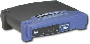 Linksys RT41-BU Cable/DSL Router With 4-Port Switch - New in Factory Sealed