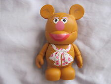 "Disney Vinylmation - Muppets Series 1 Fozzie Bear 3"" Figurine"