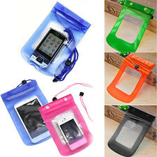 Portative Ideal Waterproof Bag Underwater Pouch Dry Case for Samsung Cell Phone
