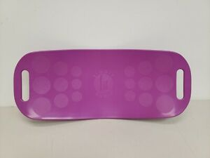 Simply Fit Board Exercise Balance Core Training Fitness Magenta Purple