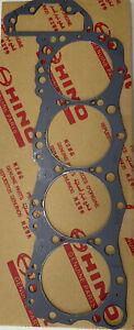 NEW Genuine Hino OEM head gasket 1998-2004 FA FB J05C-TB J05C-TD