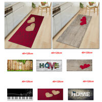 3D Carpet Floor Area Rug Anti Slip Living Room Bedroom Hallway Door Mat Decors