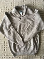 Retro SWEATER NORTHERN ELEMENTS Men's Size 2XL Canada DEER