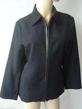 Zip Business Patternless Unbranded Coats & Jackets for Women