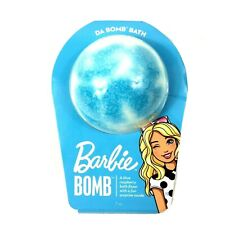 Da Bomb Barbie Bath Bomb Blue Raspberry Fizzer And Surprise Inside 7oz