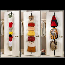 1* Cap Rack 8- Baseball Cap Hat Holder Rack Organizer Storage Door Closet Hanger