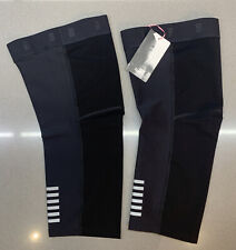 Rapha Pro Team Shadow Knee Warmers Black Size Large Brand New With Tag