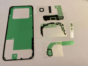 Genuine Samsung Galaxy S8 SM-G950 Rear Adhesive Rework Kit GH82-14108A
