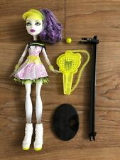 Monster High Spectra Vondergeist Ghoul Sports Final Production Sample