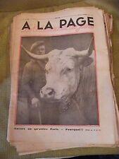 A la page N°157 Mars 1933 Paris