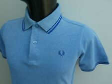 FRED PERRY POLO BLUE SIZE S VERY GOOD CONDITION!!!!!!!!!!!!!!!!!!