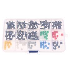 150pcs Momentané Tactile Bouton-poussoir Micro Commutateur Miniature