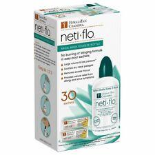 Himalayo - Neti Flo Nasal Lavado Botella Con 30 Bolsitas - 8 Fl. Oz. (240 ML)