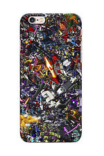 Transformers Rubber Plastic Phone Cover Case fits Apple Iphone 5s 5c 7 8 X