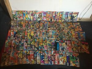 RARE LOT 100+ SILVER AGE TO COPPER DC MARVEL COMICS ONE OWNER