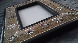 Embellished Picture Frame 4 x 6 HOBBY LOBBY Freestanding Frame for Photos