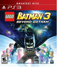 LEGO Batman 3: Beyond Gotham PS3 New PlayStation 3, Playstation 3