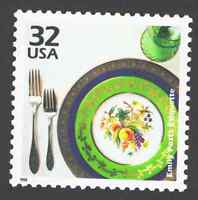 US. 3184 f. 32c. Emily Post's Etiquette. Celebrate The Century. MNH. 1998