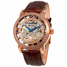 Stuhrling 165B2 3345K14 Men's Winchester Automatic Analog Skeleton Dial Watch