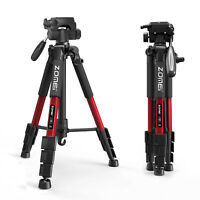 Professional Tripod for Digital Camera DSLR Camcorder Video Tilt Pan Head Q111