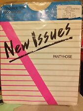 exciting! Vintage New Issue med tall bone pantyhose