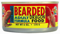 Zoo Med Bearded Dragon Wet Canned Food (6oz). **Free Shipping**