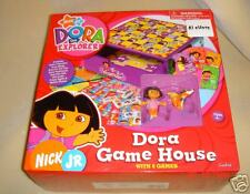 New Dora Game House 8 Games Great Christmas Gift 4+