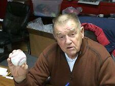 Whitey Herzog St. Louis Cardinals Signed Baseball Full Name Dorrel Norman Elvert