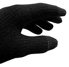 Winter Touch Screen Hand Gloves Warmer for All Smartphone and Tablets - Large